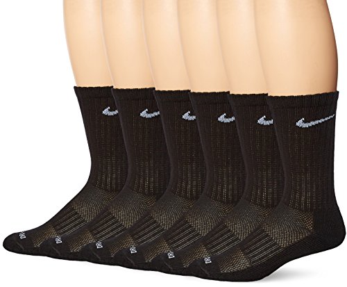 NIKE Dry Cushion Crew Training Socks (6 Pair) – DiZiSports Store