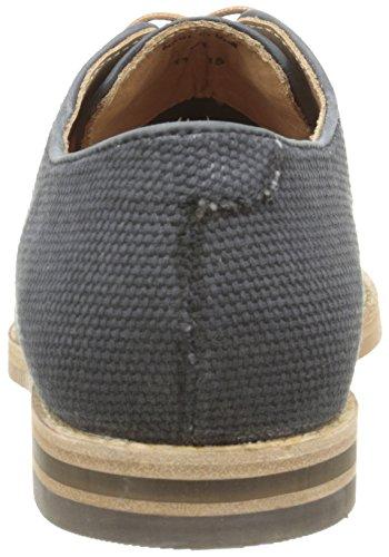 Hudson Hadstone - Zapatos Hombre Azul - Bleu (Canvas Navy)
