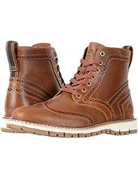 Mens Britton Hill Moc-Toe Waterproof Boot