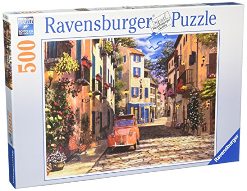 (Ravensburger in The Heart of Southern France Jigsaw Puzzle (500 Piece))