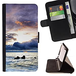 Jordan Colourful Shop - A brighter future For Samsung Galaxy A3 - Leather Case Absorci???¡¯???€????€??????????&fnof