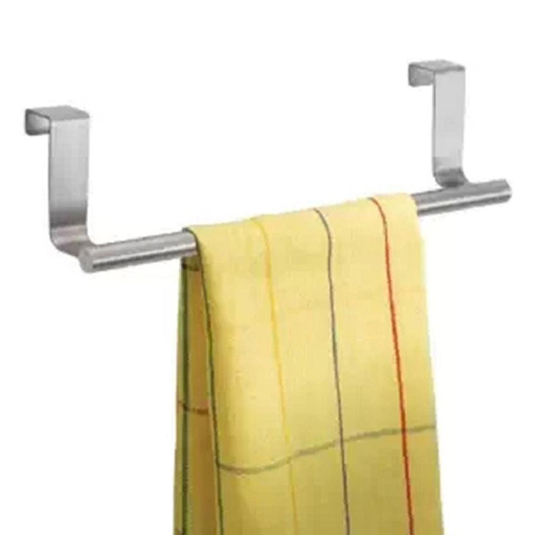 Gemini®, asta porta asciugamani e strofinacci da cucina da agganciare a porte e ante Gemini®