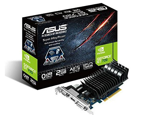 UPC 886227849789, ASUS Graphics Cards GT720-2GD3-CSM