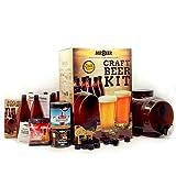 Mr. Beer Premium Gold Edition 2 Gallon Homebrewing Craft Beer Making Kit