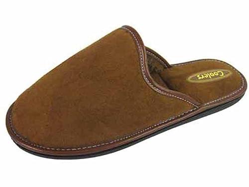 Zapatos marrones Coolers para hombre kI3o54eo7Y