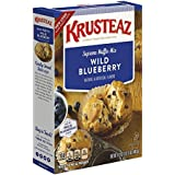 Krusteaz Wild Blueberry Supreme Muffin Mix, 17.1-Ounces