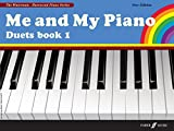img - for Me and My Piano Duets, Bk 1 (Faber Edition: The Waterman / Harewood Piano Series) book / textbook / text book