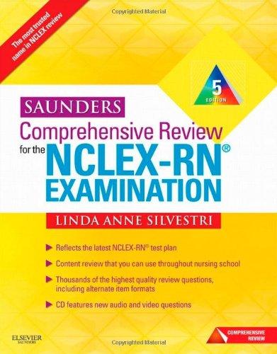 Saunders Nclex Book Pdf