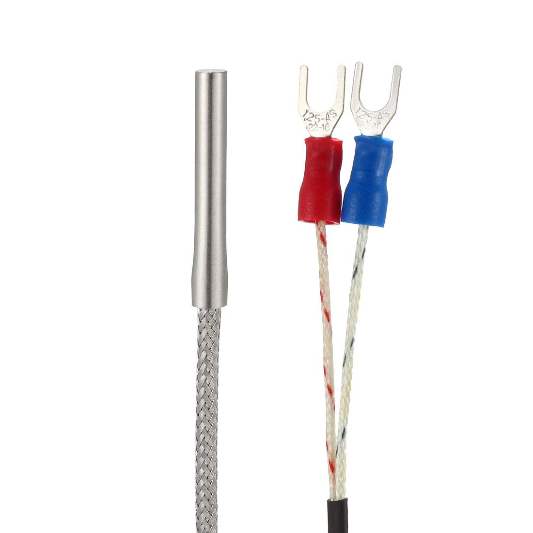 3.3ft sourcing map Thermocouple Temperature Probe Sensor 0 to 400C