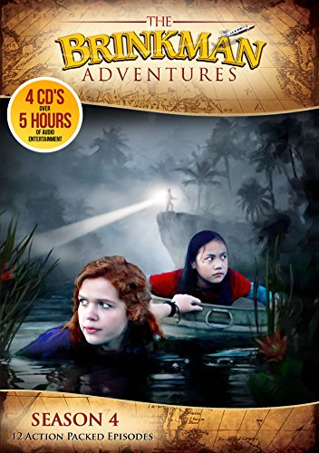 Brinkman Adventures Season 4 (4 Audio CDs) (Cd In Adventures Odyssey Christmas)