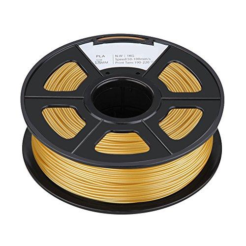 3D Printer Filament - TOOGOO(R) PLA 1KG 1.75mm Rep...