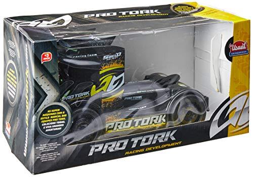 Racer Truck Pro Tork Usual Brinquedos Preto
