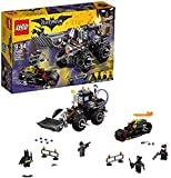 "DC Comics Lego UK 70915 ""Two Face Double Demolition"" Construction Toy"