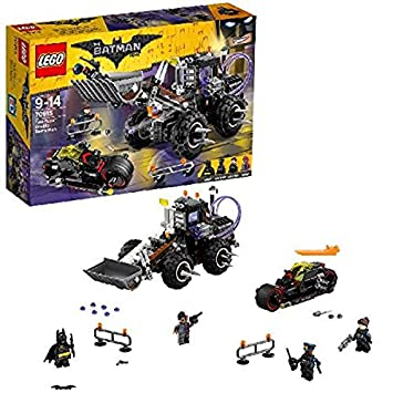 Lego Batman Movie Two-Face Double Demolition 70915 Playset Toy ...