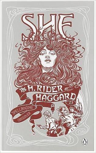 She: A History of Adventure (Penguin Red Classics): Haggard, H. Rider:  9780141031309: Amazon.com: Books