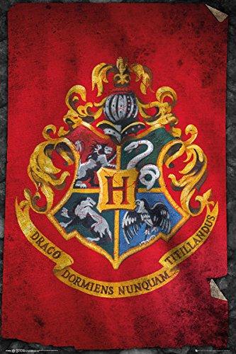 Harry Potter - Movie Poster / Print