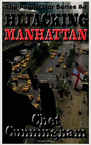 book cover of Hijacking Manhattan