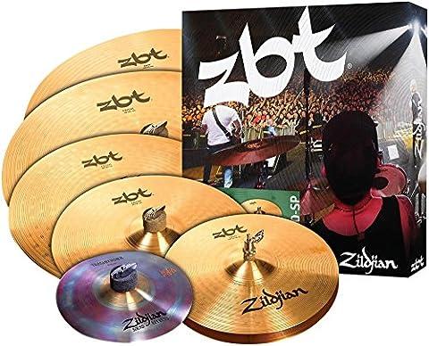 Zildjian ZBT 390 Series Super Cymbal Pack (Cymbals Zbt)
