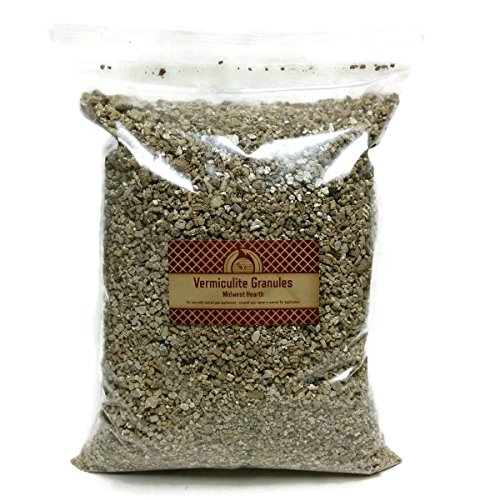 - Midwest Hearth Vermiculite Granules for Gas Logs - 12 oz Bag