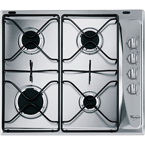 Whirlpool AKM 268/IX Built-in Gas Stainless Steel Hob