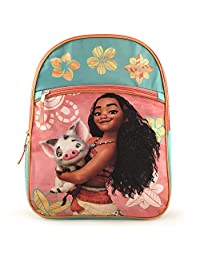 Disney Girls' Moana Full Size School Backpack