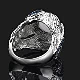 Sinwo Womens Diamond Jewelry Ring Wedding Band