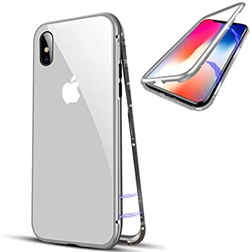 iphone x coque magnetique