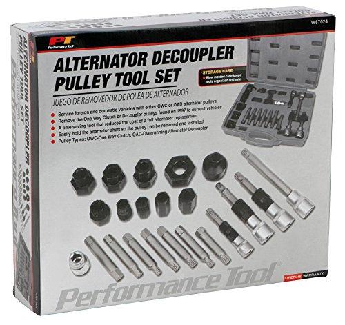 (Performance Tool W87024 Alternator Pulley Service Kit)