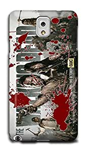Tomhousomick Custom Design The Walking Dead Case for Samsung Galaxy Note 3 N9000 Phone Case Cover by mcsharks