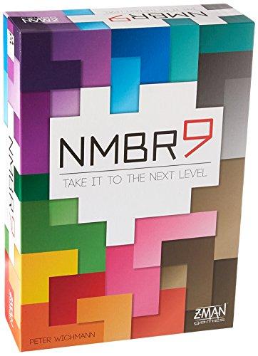 Fantasy Flight Games Nmbr 9 Board Games