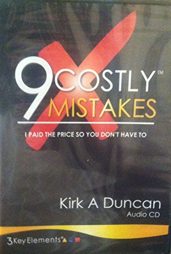 9 Costly Mistakes - I Paid the Price So You Don't Have To