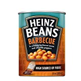 HEINZ Chipotle BBQ Style Beans, 398ml