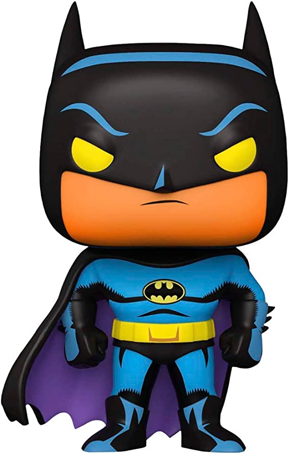 Funko Batman The Animated Series Batman Blacklight Exclusive POP!