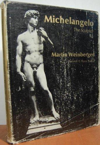 michelangelo the sculptor volume ii plates indexes