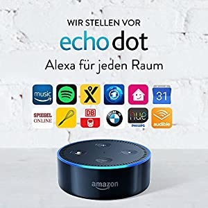 Amazon Echo Dot – Alexa Voice Service – Amazon.de