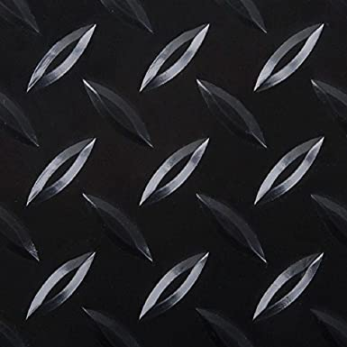 Hdx 7 5 Ft X 14 Ft Diamond Black Universal Garage Flooring Amazon Com Industrial Scientific
