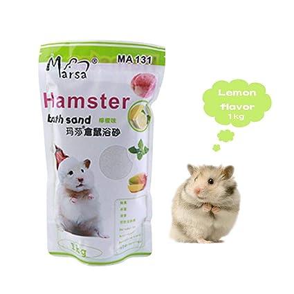 Amazon com : TEEPAO Sand Bath for Hamsters/Gerbil/Chinchilla