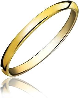 am/¨/¦thyste Pierres pr/¨/¦cieuses Grenat p/¨/¦ridot JINTOP Bague de Mariage en Or Jaune 24 carats Topaze Morganite Cadeaux pour Filles Taille US 7# 8# 9#