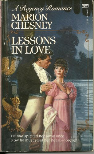 book cover of Lessons in Love