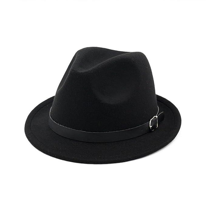 ceea8c46fbc August Jim Men Women Fedora Hat