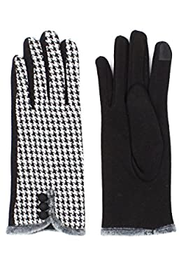 LL Womens Touch Screen Gloves Smartphone Texting Lined S/M or M/L Many Styles