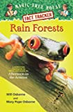 by mary pope osborne magic tree house fact tracker 5 rain forests a nonfiction companion to magic tree house 6 after library binding