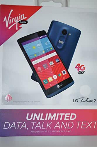 LG Tribute 2, 8 GB (Virgin Mobile)
