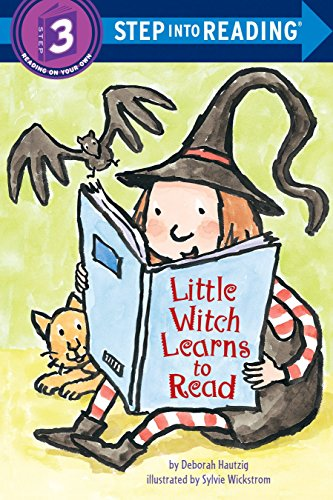 Little Witch Learns to Read (Step into Reading) for $<!--$3.25-->