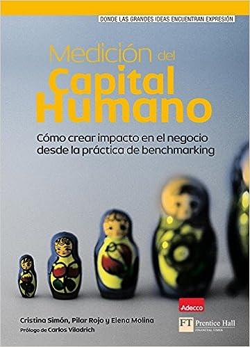 Libro medición capital humano