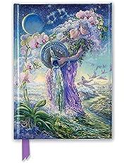 Josephine Wall: Aquarius (Foiled Journal)