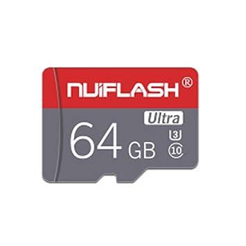 LAY Tarjeta SD Class10 32GB Class 64GB / 128GB / 256GB U3 ...