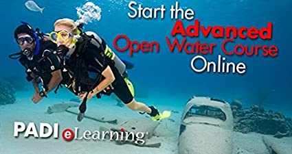 Padi Advanced Open Water Ebook