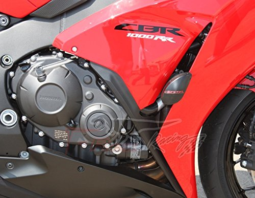 T-Rex Racing 2012 - 2016 Honda CBR1000RR No Cut Frame Sliders by T-Rex Racing (Image #2)