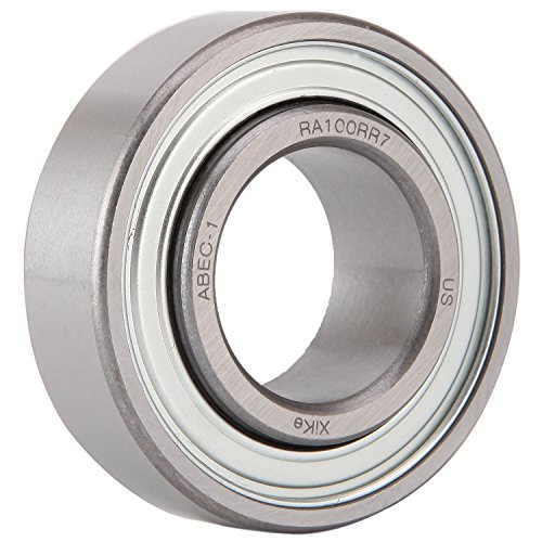 Pack 2 - RA100RR7 or CS203ASSY, Replace Toro & Exmark 103-2477, Spindle Bearings for Zero Turn Lawn mower, ID 1